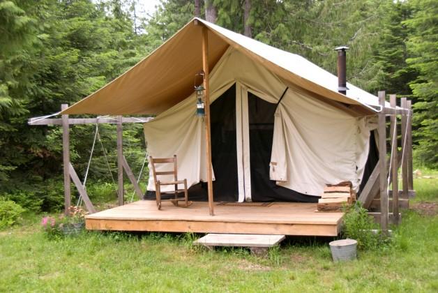 Tent laten impregneren? Ultramar Zeil & Tent Wasserij